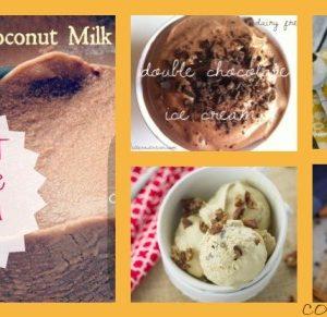 The BEST of Dairy Free Ice Cream