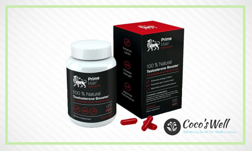 Prime Male Review: Regain Your Youthful Energy and Vitality