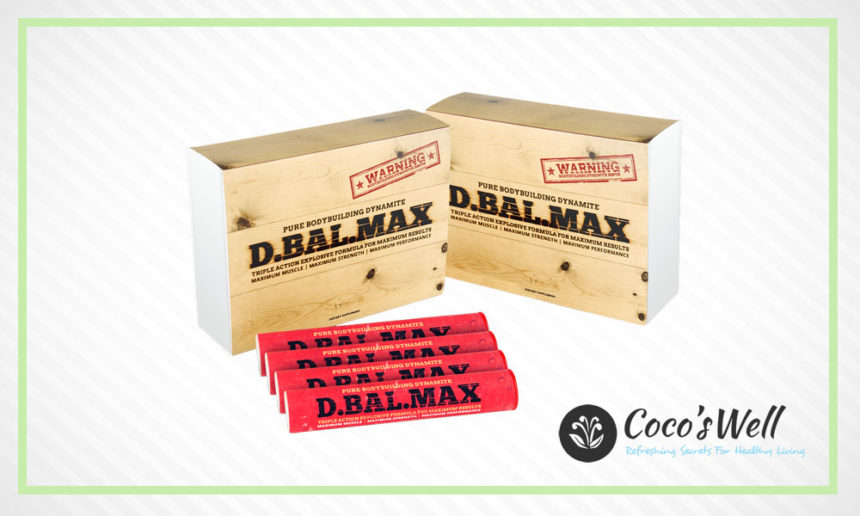 D-Bal Max Review: Is It Legit and Effective?