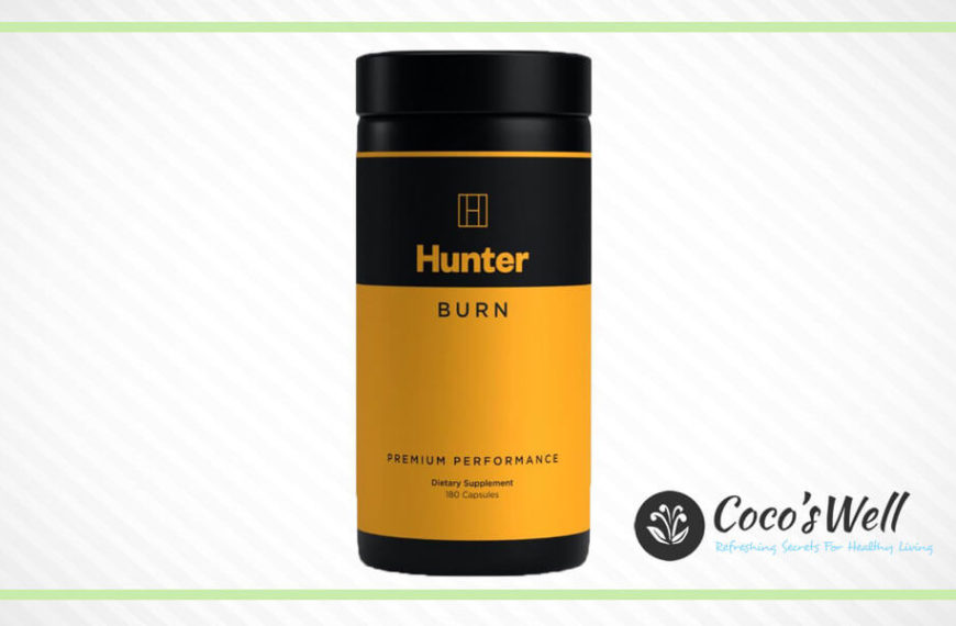 Hunter Burn Review: Is This The New Revolutionary Fat Burner?