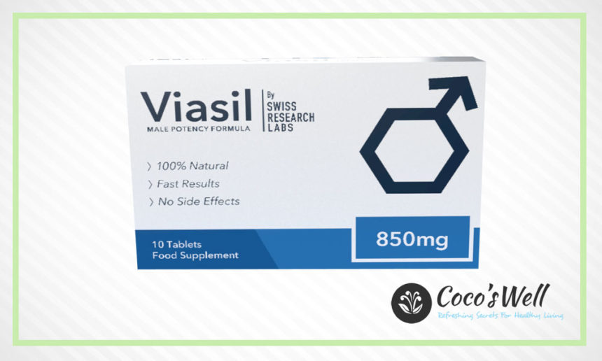 Viasil Review: Will These Pills Make Your Erections Bigger and Harder?