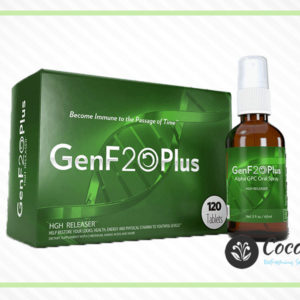 GenF20 Plus Review: Fight The Aging Process Effectively