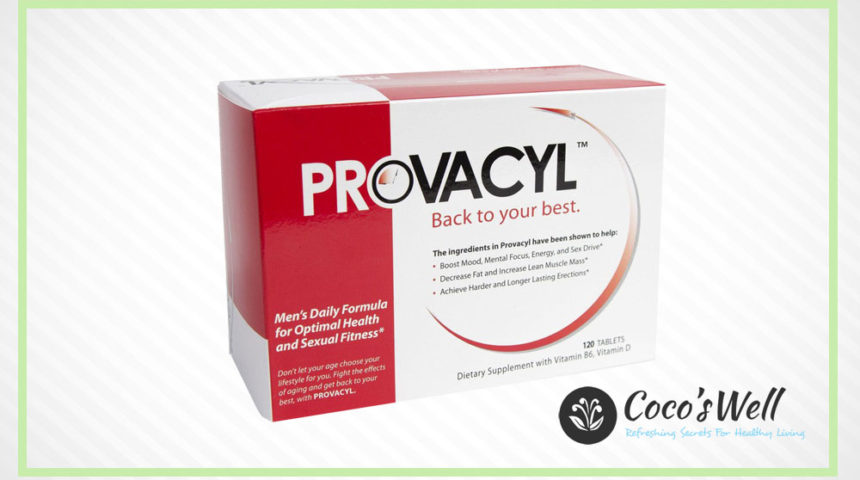 Provacyl Review: Does It Restore Your HGH And Testosterone Levels?